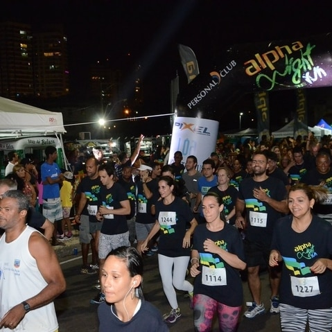 Alpha Night Run