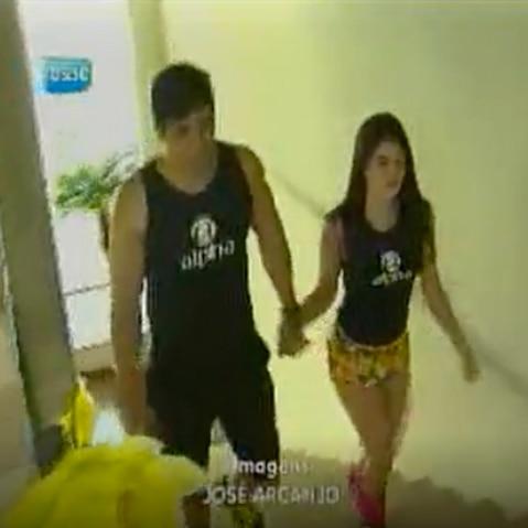 Dia dos Namorados: casal resolver praticar atividade física juntos