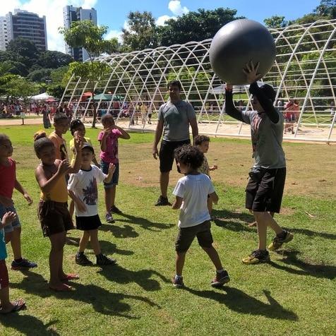 Projeto Alpha Sustentável volta ao Parque da Cidade