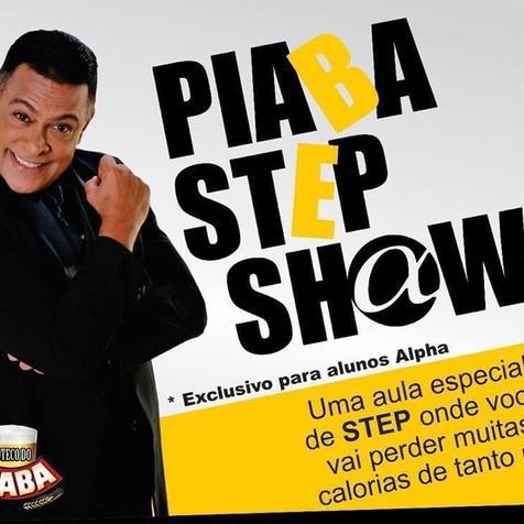 Renato Piaba comandará série de aulas exclusivas levando muita diversão para os alunos da Rede Alpha Fitness