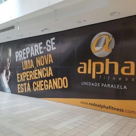 Rede Alpha Fitness inaugura unidade Shopping Paralela na segunda (05/12)