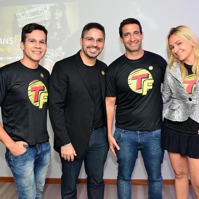 Parceria entre Alpha Fitness e Rádio Transamérica vira programa fitness.