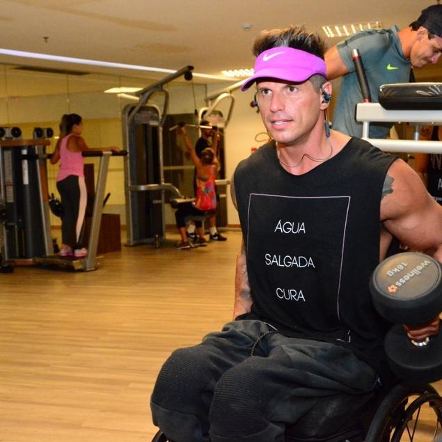 Campeão Mundial de Paracanoagem Fernando Fernandes intensifica treinamentos em Salvador