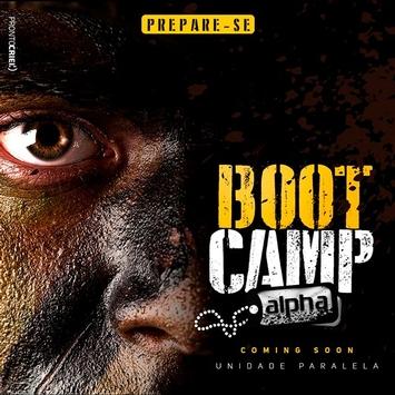 BootCamp: novidade na Rede Alpha Fitness