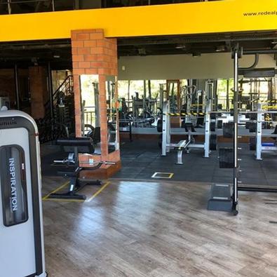 Depois de reabrir unidades em Salvador, Rede Alpha Fitness se prepara para voltar a funcionar em Lauro de Freitas