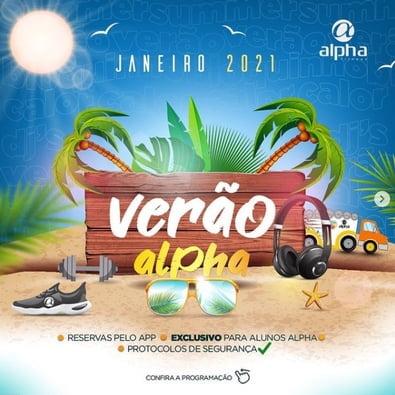 Projeto Verão: Rede Alpha Fitness fará aulas especiais em espaços de Salvador e Lauro de Freitas