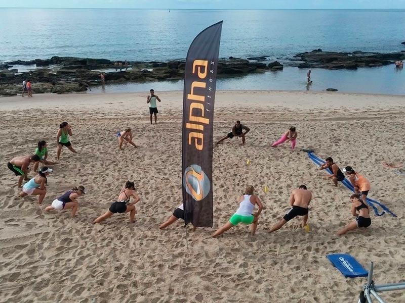 Rede Alpha Fitness dá largada para o Verão
