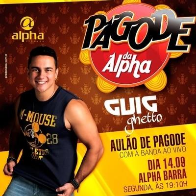 Pagode da Alpha abre a temporada de Verão na Rede Alpha Fintess