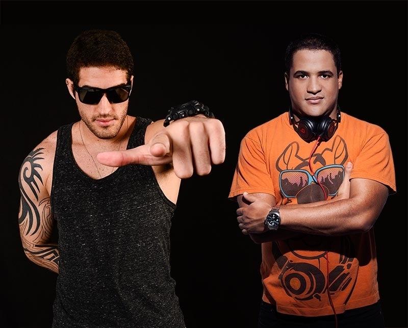 DJs Naylson Carvalho e Dan Libório comandam o Alpha Music & Fitness