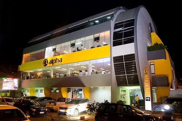 Rede Alpha Fitness inaugura sua 1ª unidade fora da Bahia