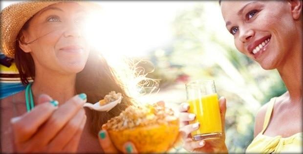 Os nutrientes que são fundamentais para a vida saudável das mulheres