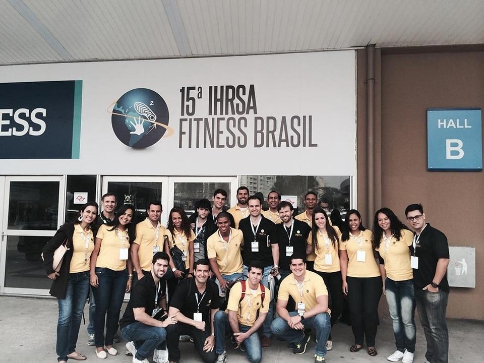 Empresários e gestores da Alpha Fitness participam de encontro em São Paulo