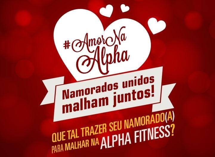Regulamento #AmorNaAlpha