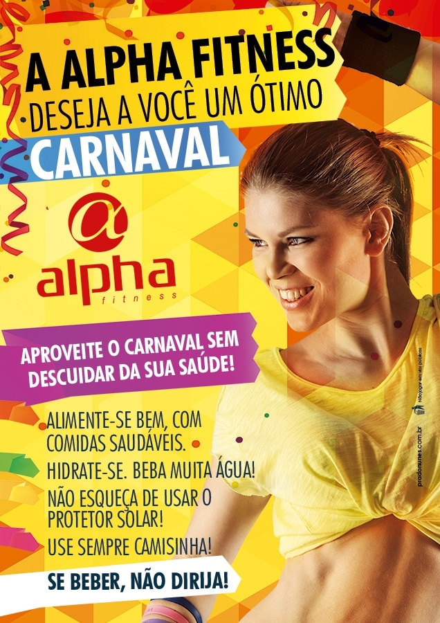 Especialista dá dicas para garantir o fôlego durante o Carnaval