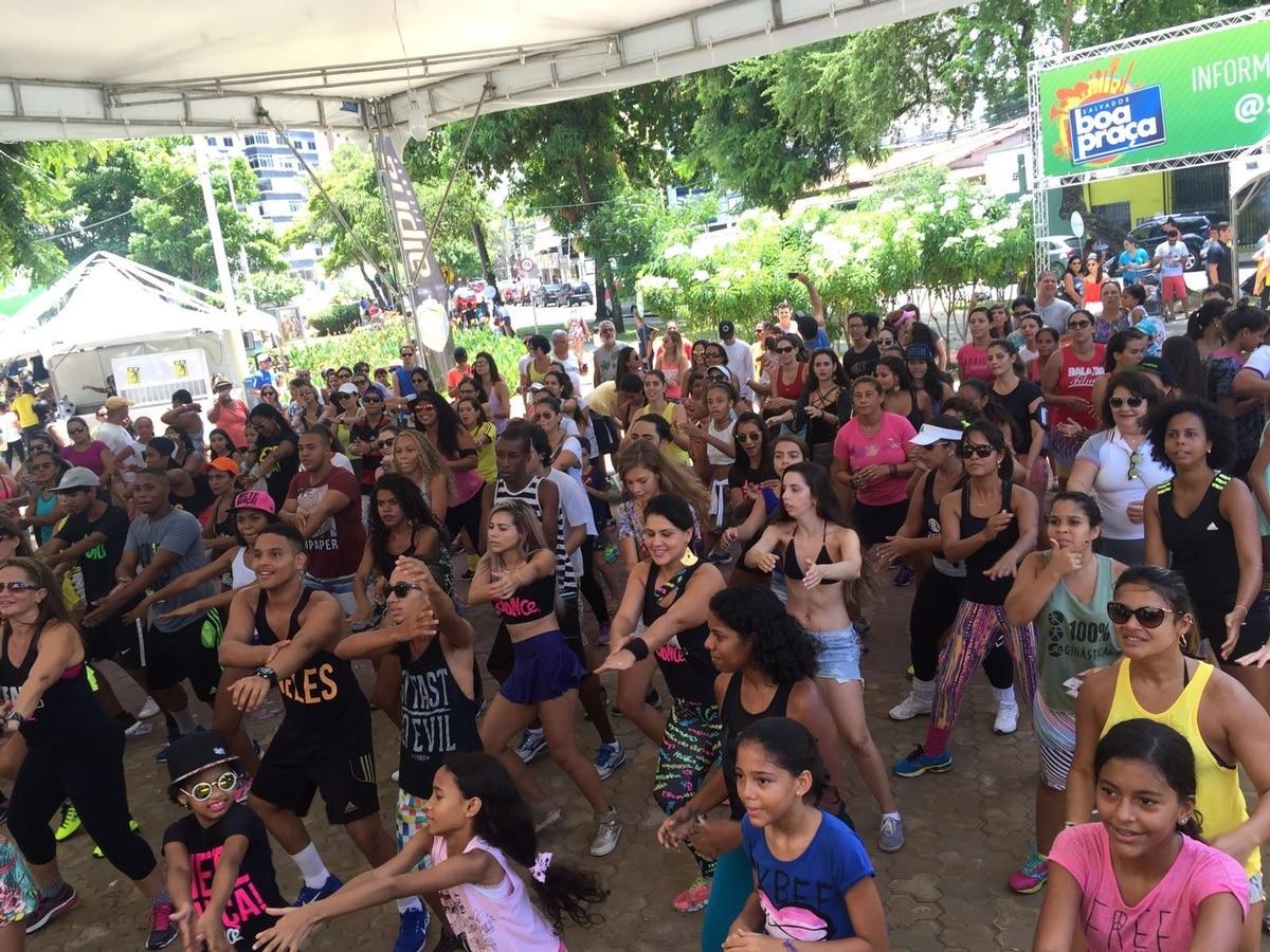 Boa Praça terá atividades físicas para adultos e crianças