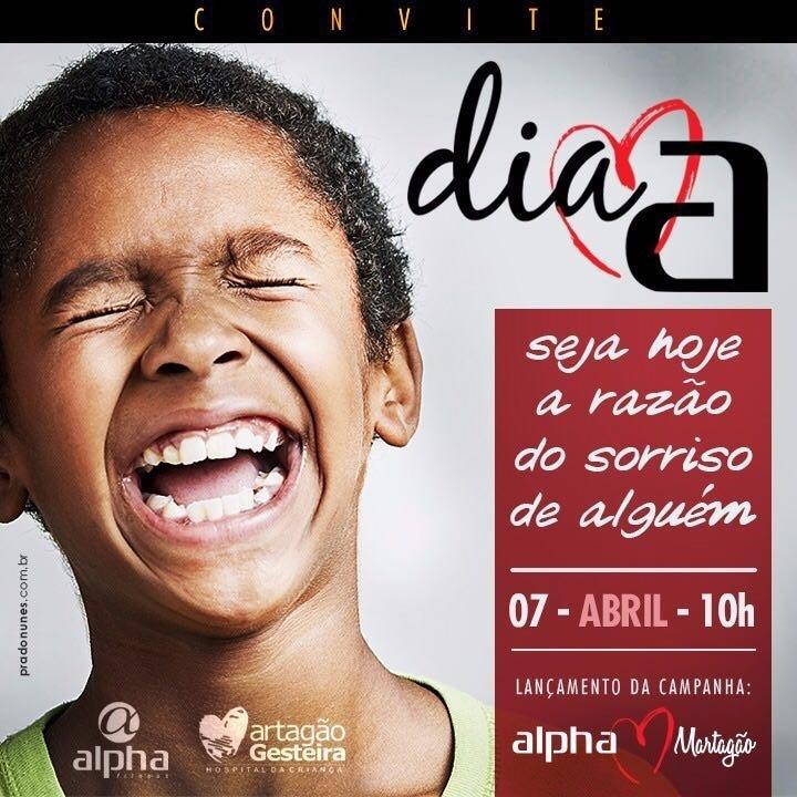 Dia A – Rede de academias lança campanha para ajudar o Hospital Martagão Gesteira