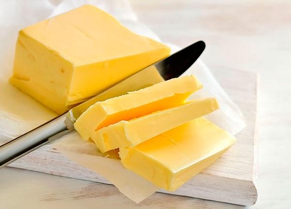 Manteiga ou Margarina