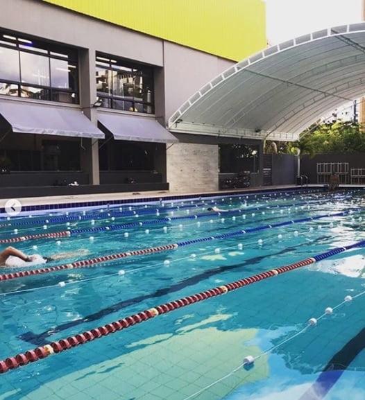 Exercícios aquáticos ajudam a fortalecer condicionamento, respiração e coordenação motora