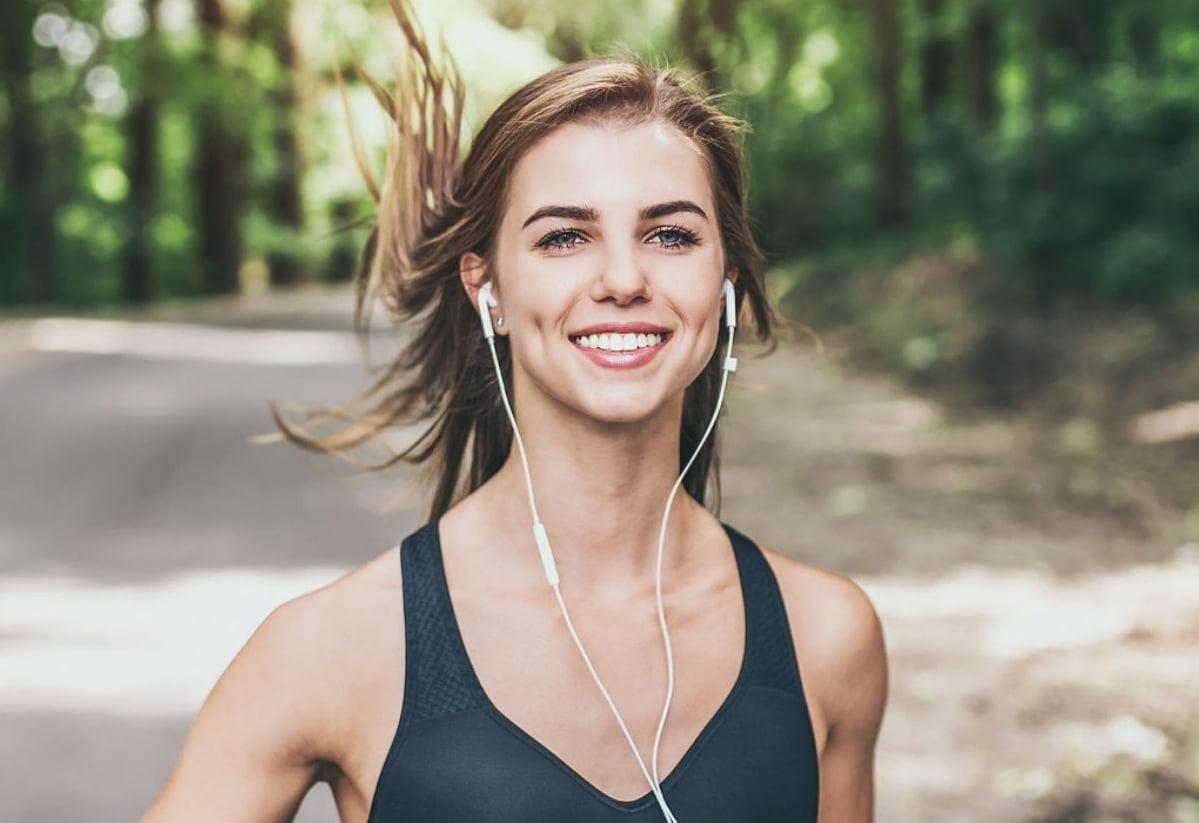Pele bonita: especialistas mostram que praticar algum tipo de atividade física também ajuda