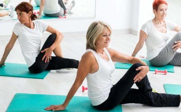 Atividade física ajuda a amenizar os sintomas da menopausa